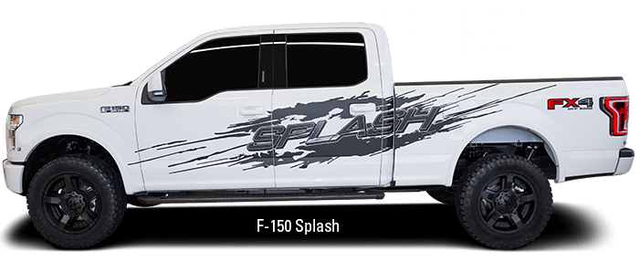 Véhicules exclusifs F-150