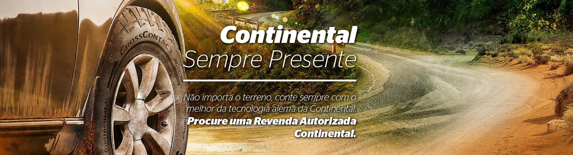 Continental sempre presente