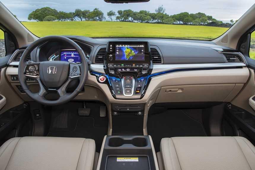 All-New 2019 Honda Odyssey
