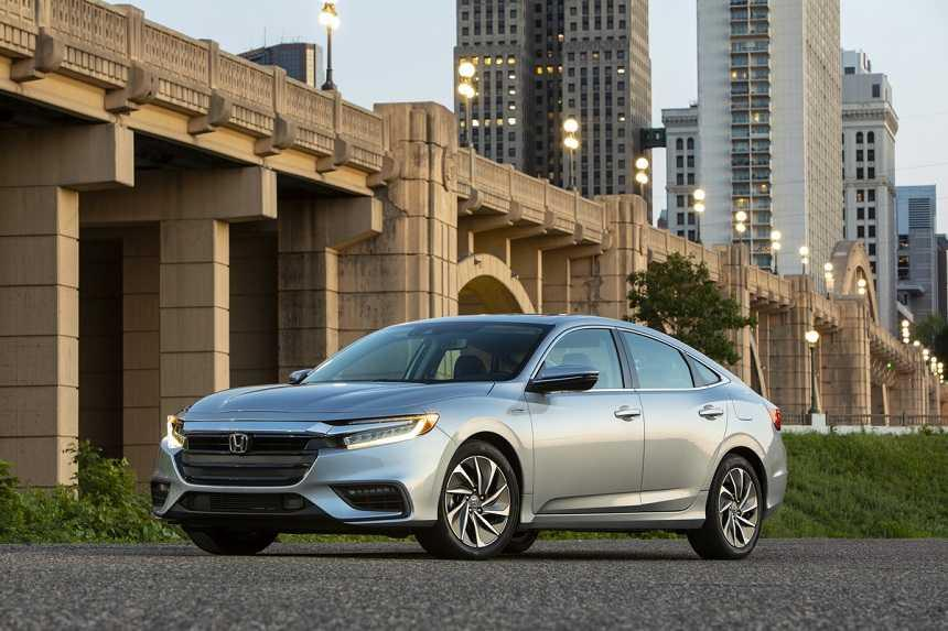 Compare Honda Civic, Insight and Accord