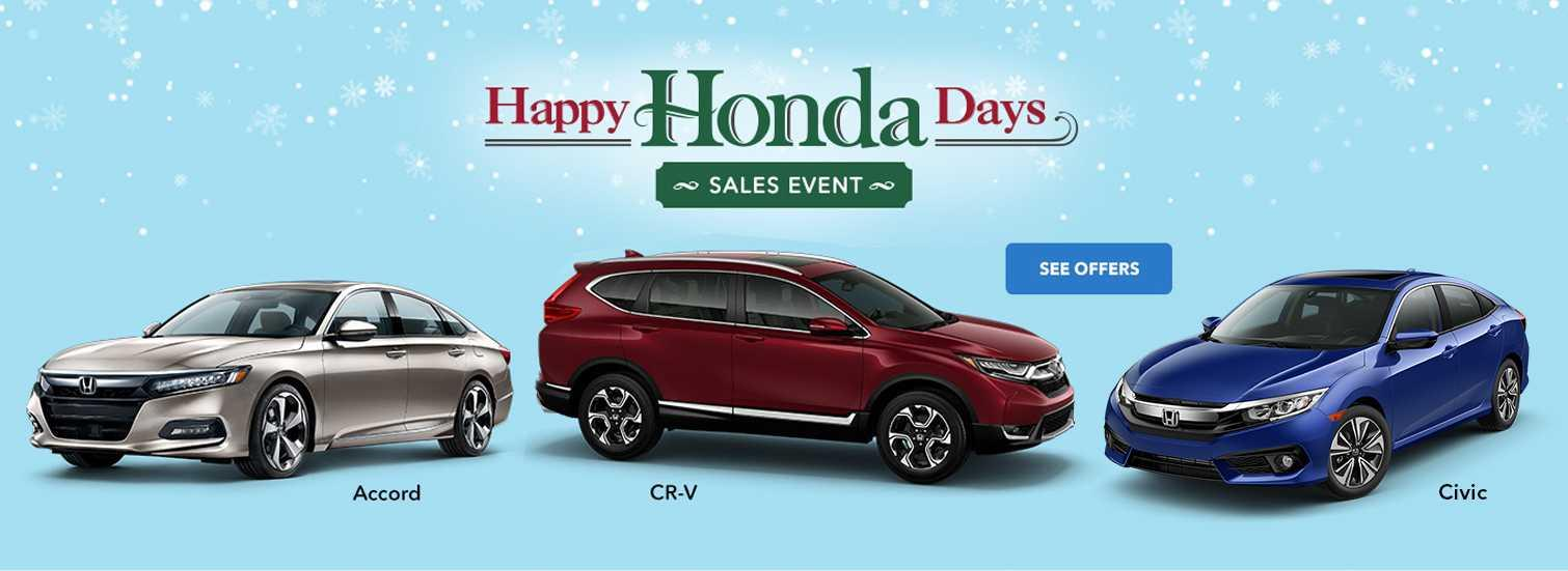 Happy Honda Days