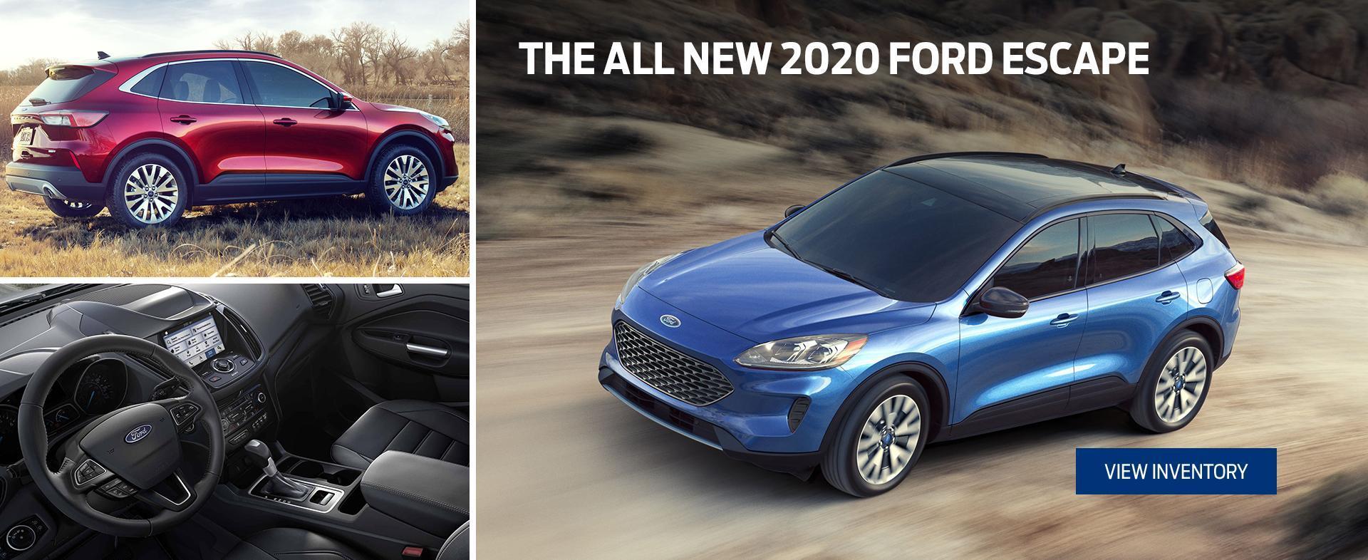 Ford Home 2020 Escape