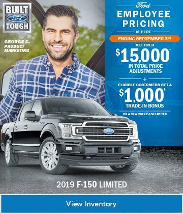 FEP F150 Offer Clarenville Ford