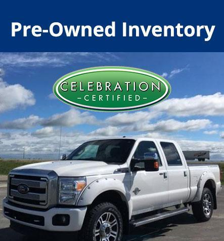 Used Cars & Trucks at Celebration Ford Moosomin