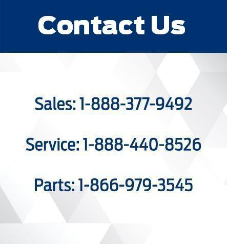 Contact us at Celebration Ford in Moosomin