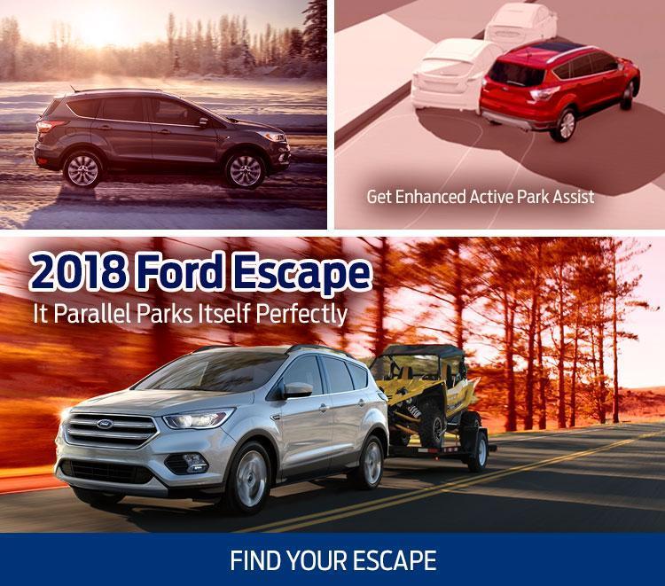 Escape Westward Ford