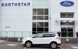 Ford & Lincoln Ford Escape at North Star Ford Sales Limited