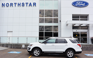 Ford & Lincoln Ford Explorer at North Star Ford Sales Limited