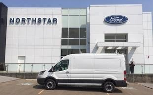Ford & Lincoln Ford Transit Van image