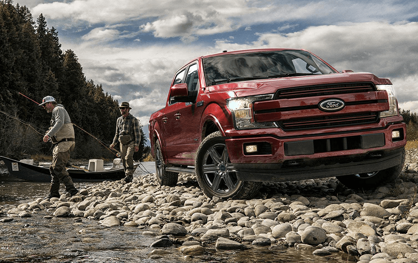 new vehicles offers at Reliable Ford in Fergus