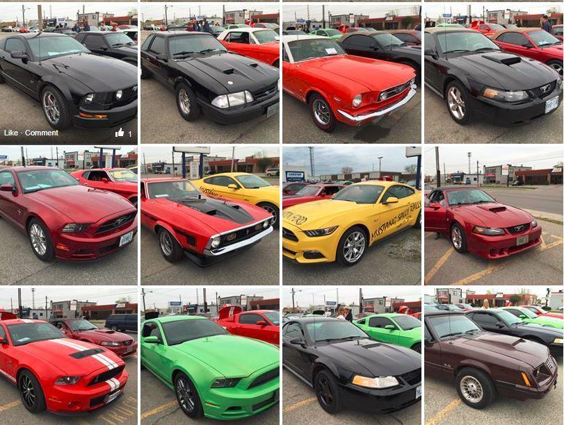 Mustang Sally Rally