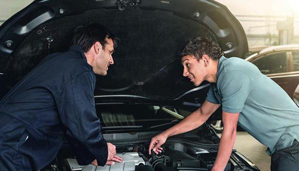 bosch auto maintenance