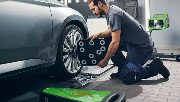 bosch tire repair