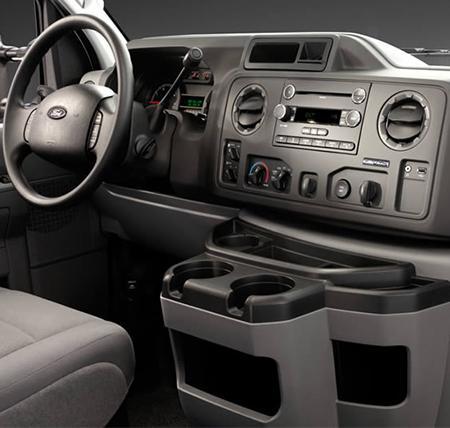 Ford Serie E Interior
