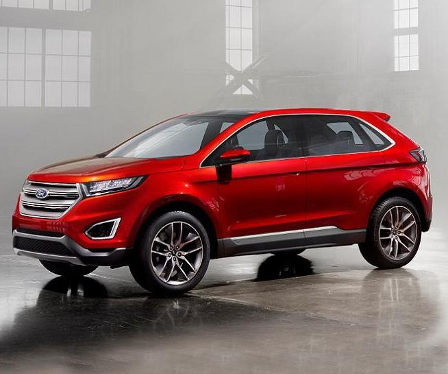 Ford Edge 2017 SUV