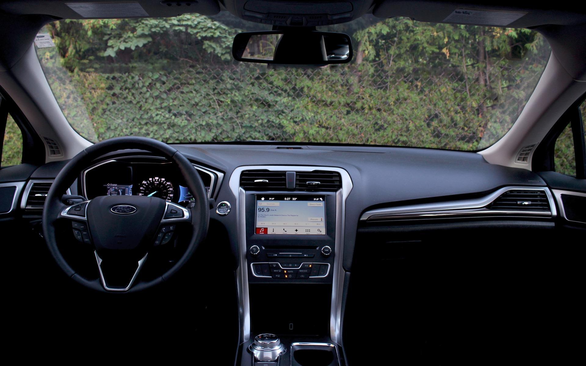 L'hybride rechargeable à son meilleur avec la Ford Fusion Energi