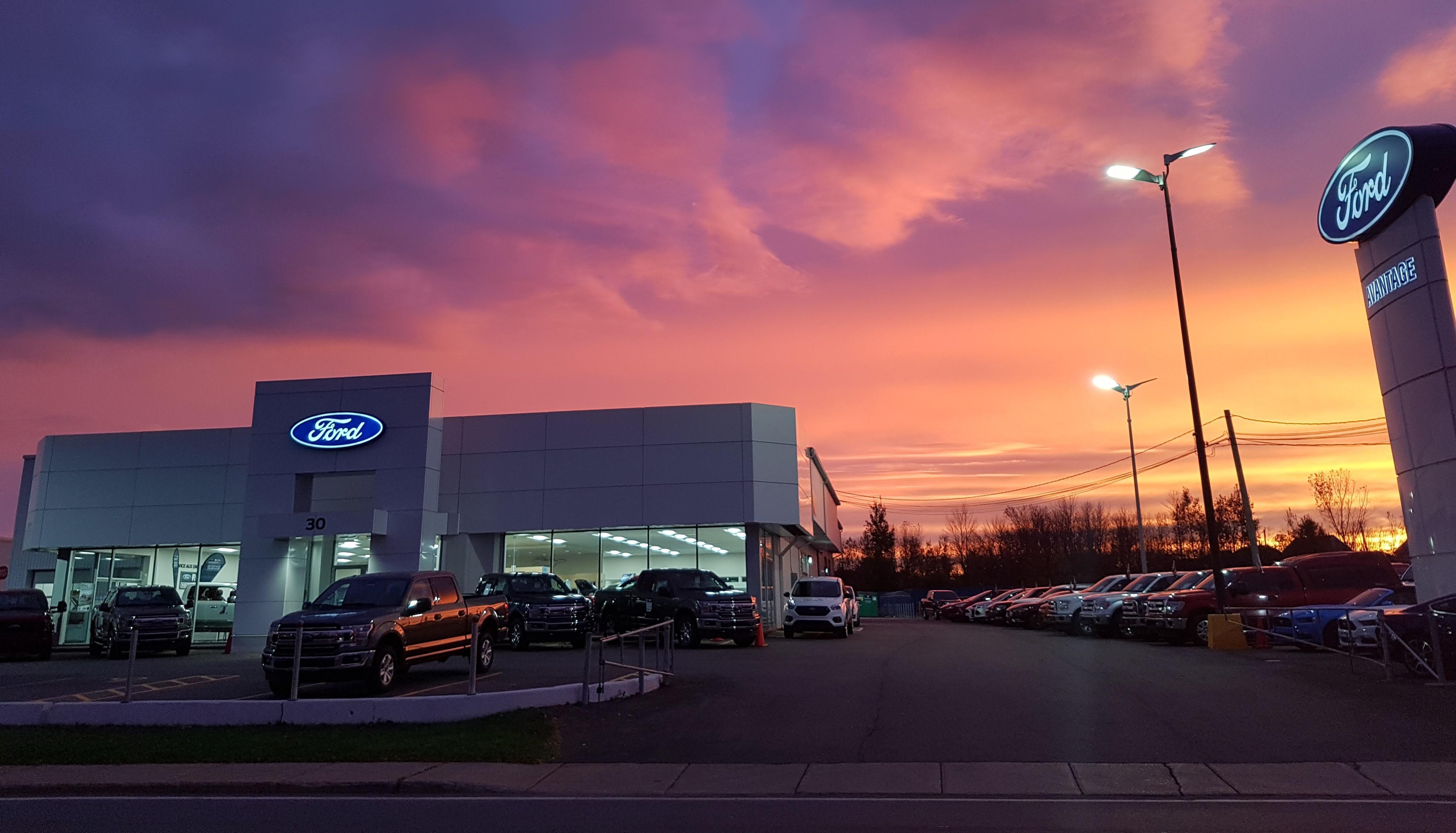 Avantage Ford