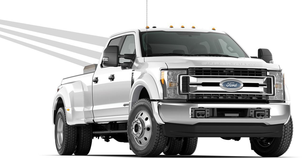 avantage ford truck