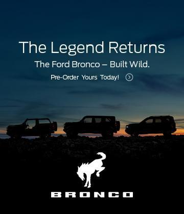 Pre order your Bronco