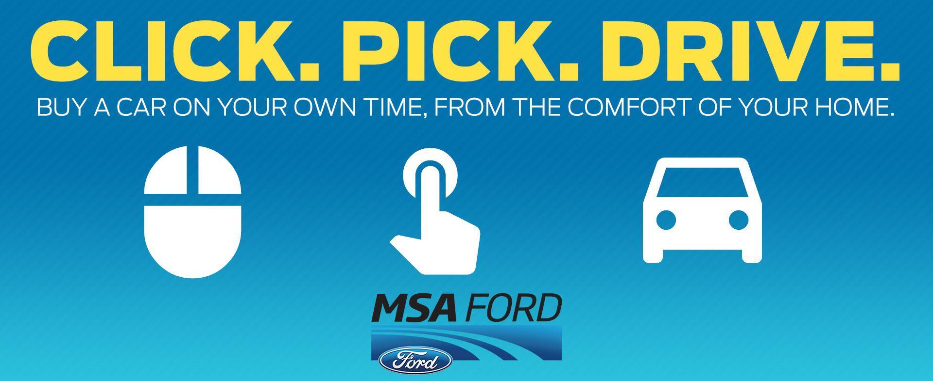 click pick drive