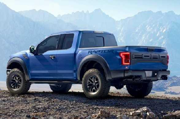 Buy A New 2017 Ford F 150 Raptor Ford Truck Sales In Barrie On