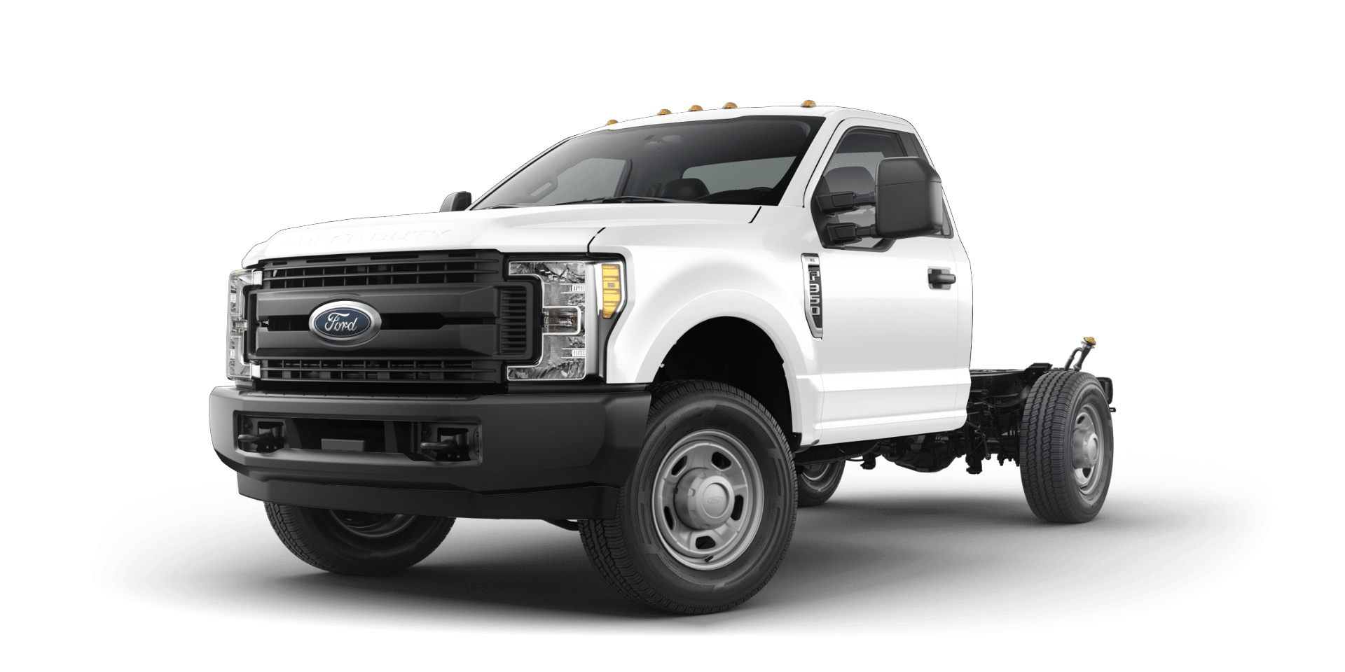 2017 Chassis Cab F-350 XL