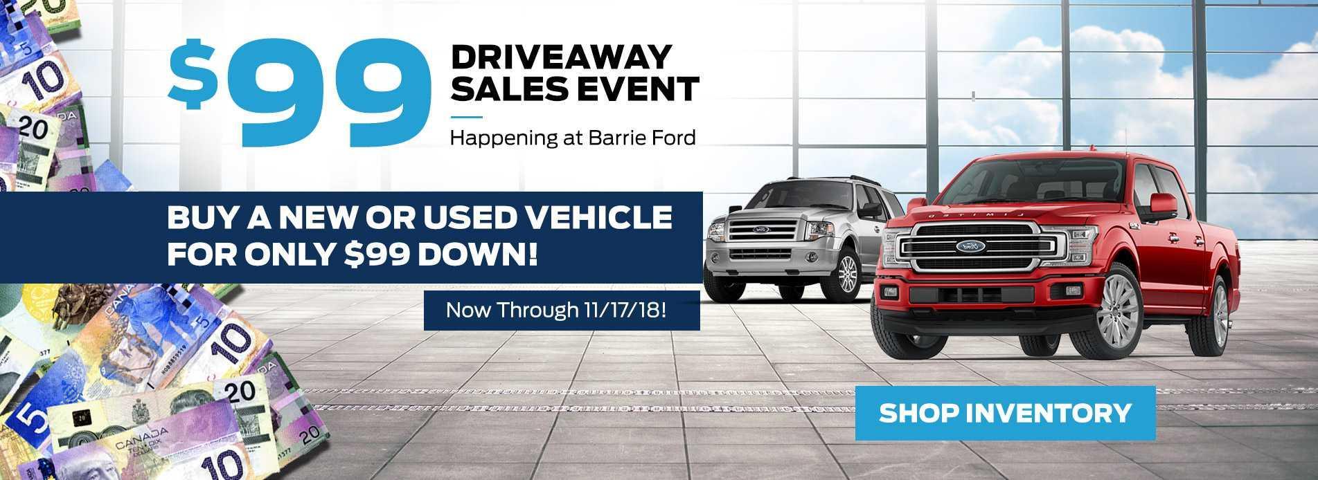 Driveaway Event