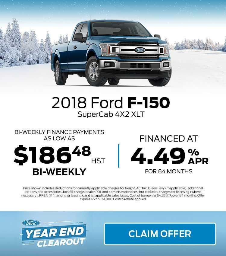 F150 December Offer