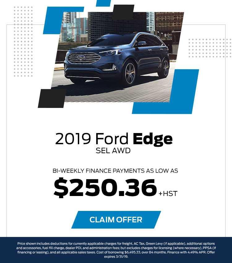 Edge March Barrie Ford