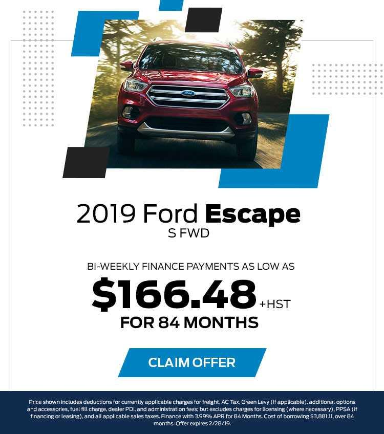 Barrie Ford Escape Feb