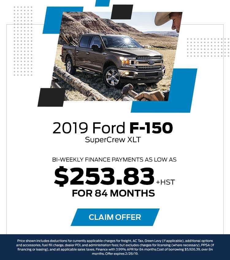 Barrie Ford F-150 Feb