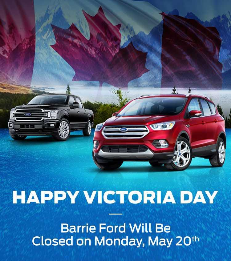 Barrie Ford Victoria Day