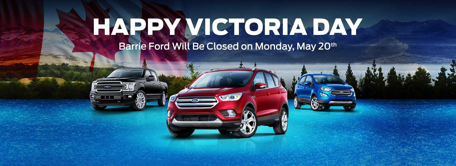 Victoria Day Barrie Ford