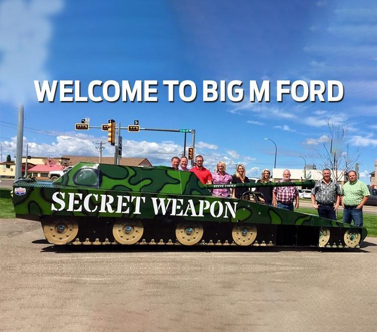 Big M Ford