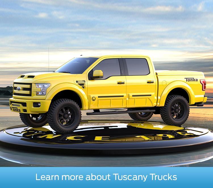 Tuscany Trucks
