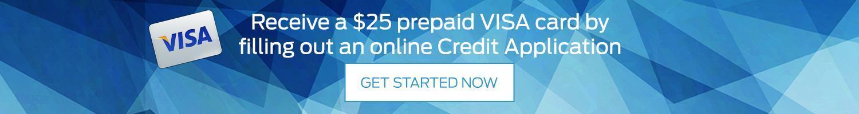 Credit App Visa