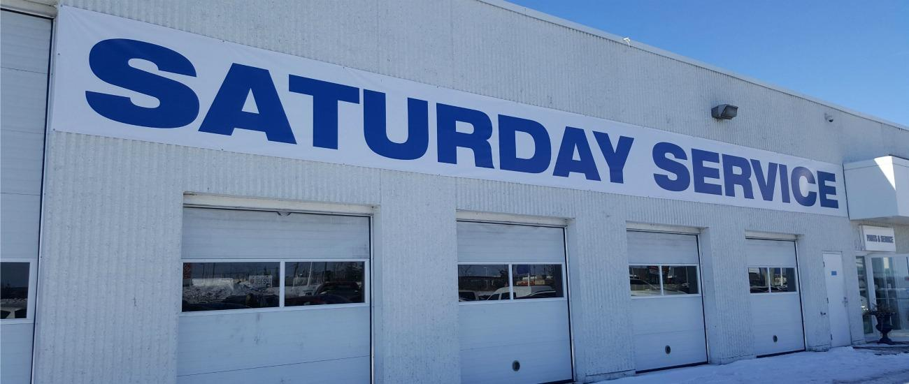 ford service open saturday carleton place