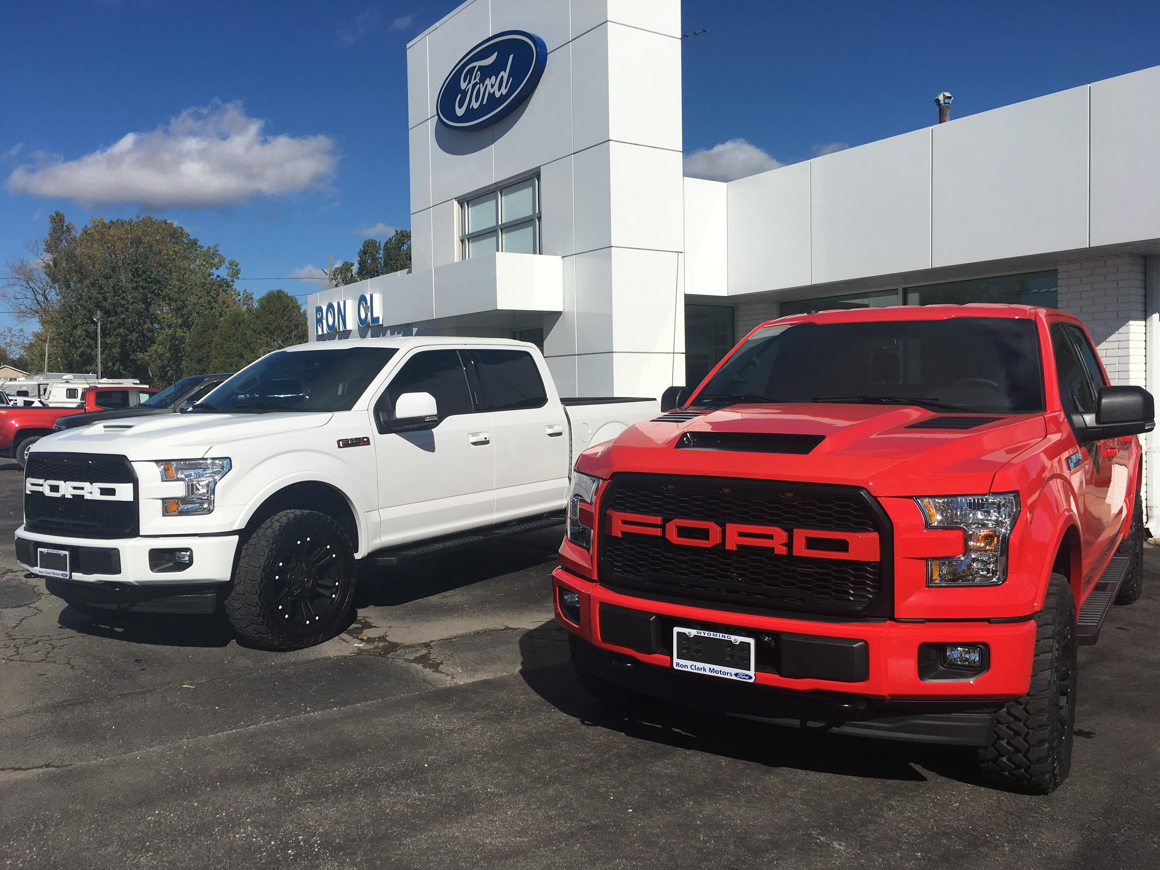 New F150 Builds