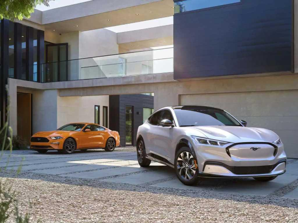 Ford Trade In Value 2021 Mustang Mach-E