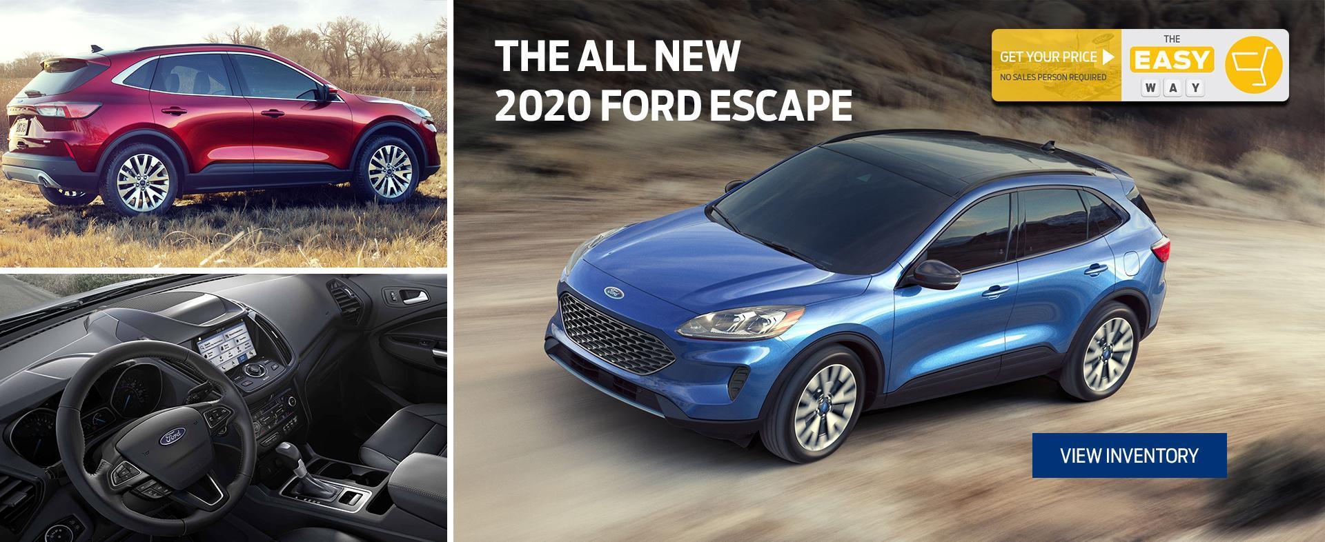 2020 Escape image