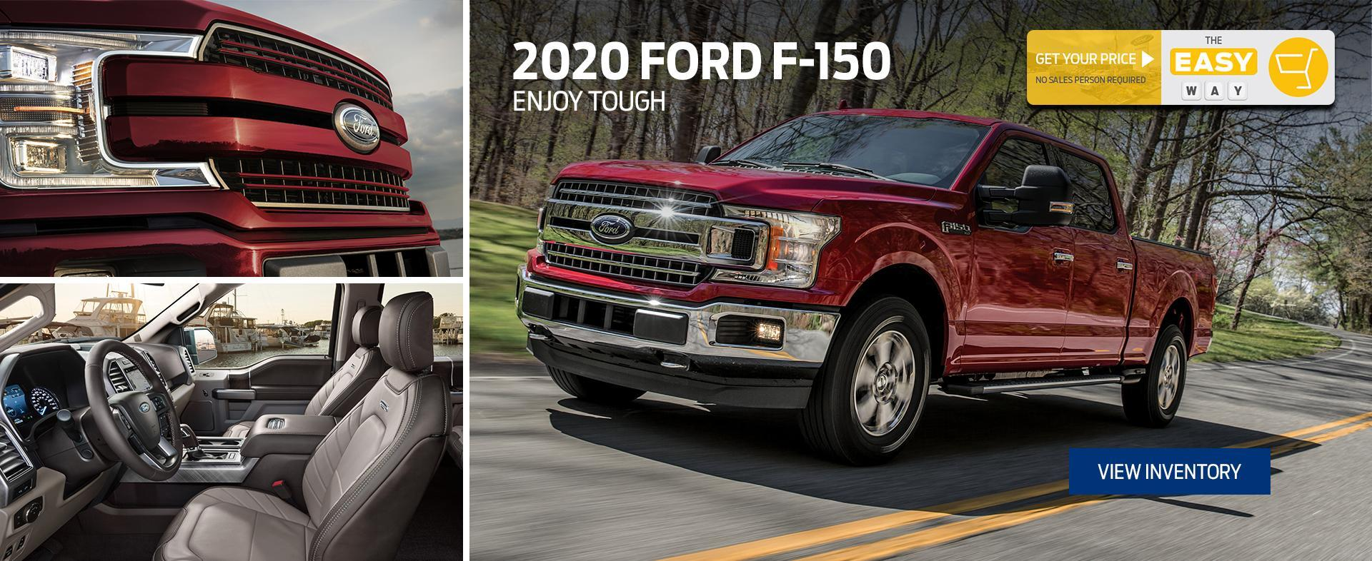 2020 F-150 Kamloops Dearborn Ford image
