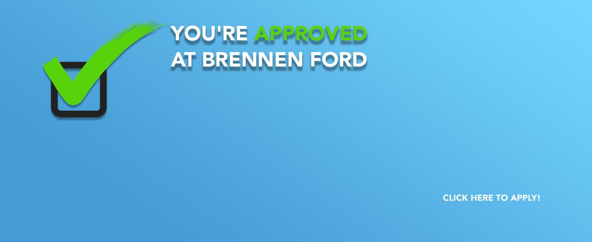 Ford Home You're Approved