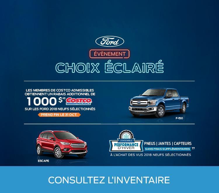 Neuf 2018 Ford VUS Image