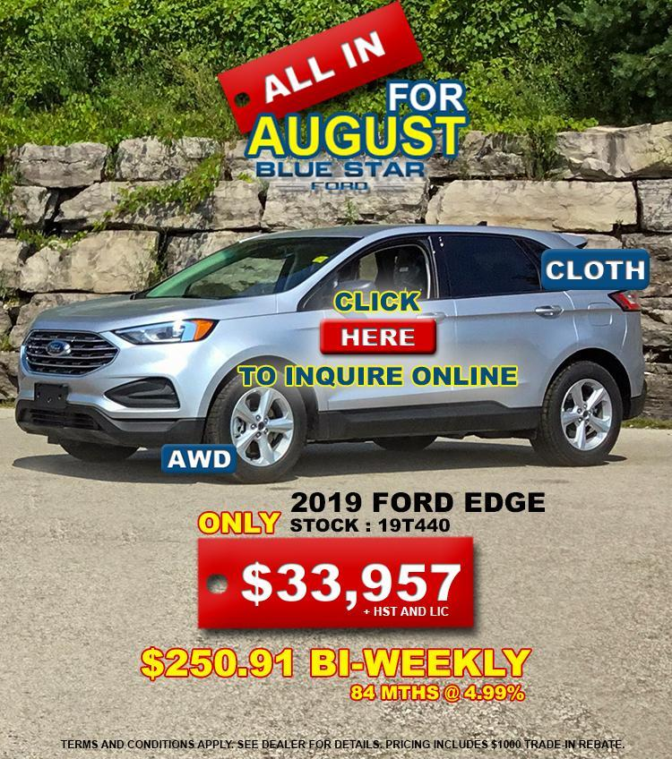 New & Used Ford Cars, Trucks & SUVs Dealership in Simcoe, ON
