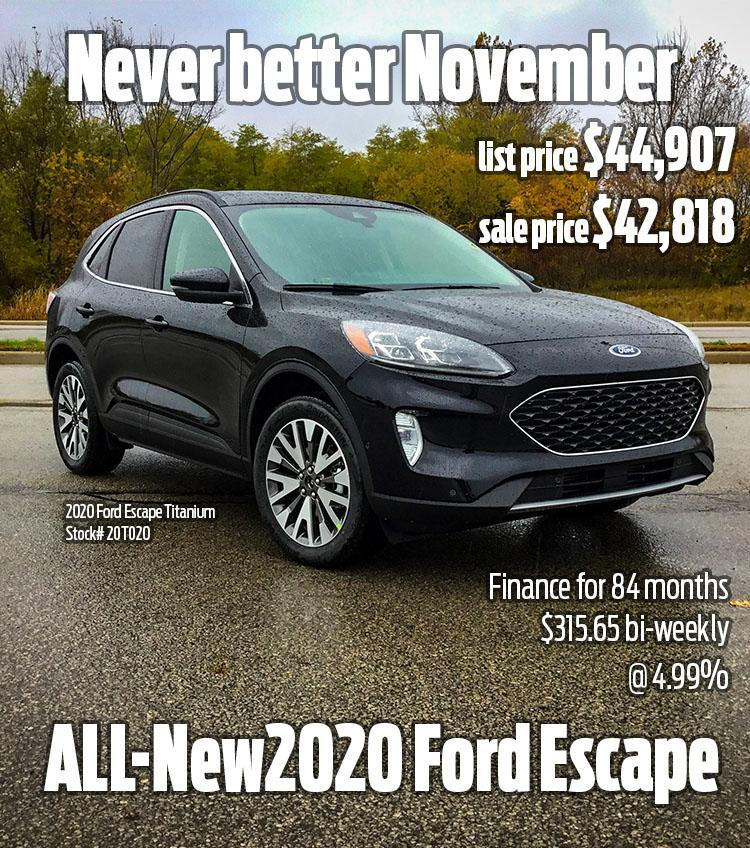 AllNew2020 Escape