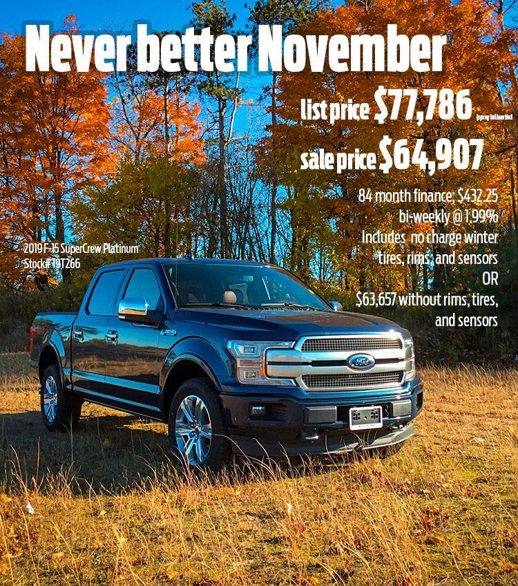 Never better november mobile