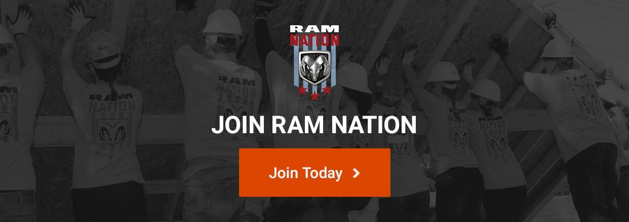 join ram nation