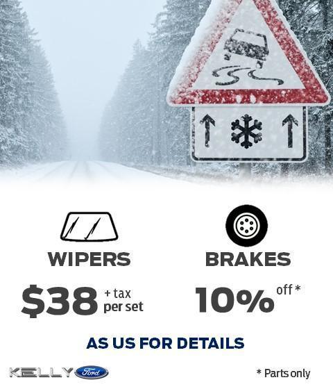 Parts offer December