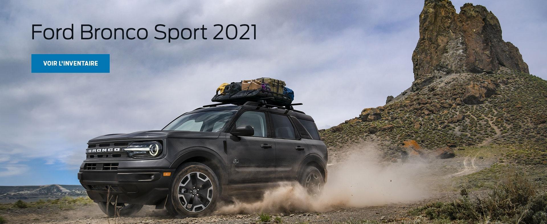 Ford Bronco Sport 2021 | Ford Lincoln Gabriel