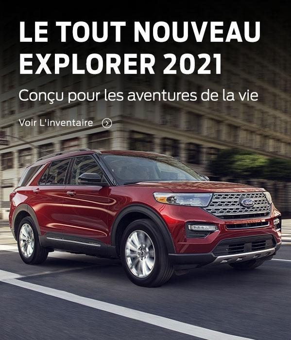 Ford Explorer 2021 | Ford Lincoln Gabriel